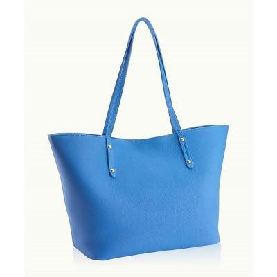 GiGi New York Blue Taylor Tote Bag