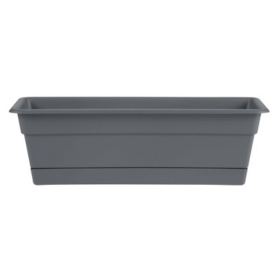 Rectangular Dura Cotta Window Box - Bloem