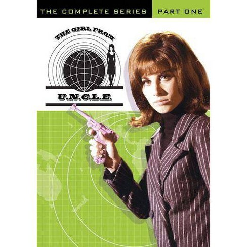 The Girl from U.N.C.L.E. Complete Series Part 1 (DVD) - image 1 of 1