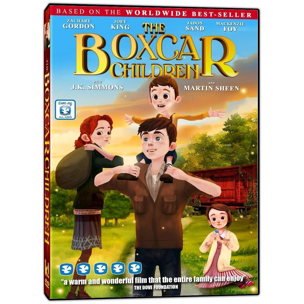 The Boxcar Children (dvd_video)
