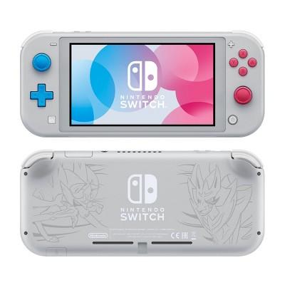 Nintendo Switch Lite   Zacian And Zamazenta Edition by Nintendo