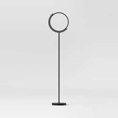 "55"" Neon Floor Lamp (Includes LED Light Bulb) Black - Project 62™"