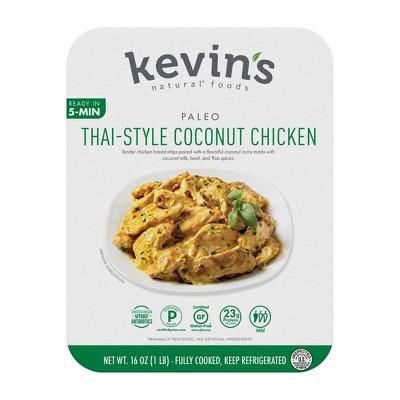 Kevin's Thai-Style Coconut Chicken - 16oz