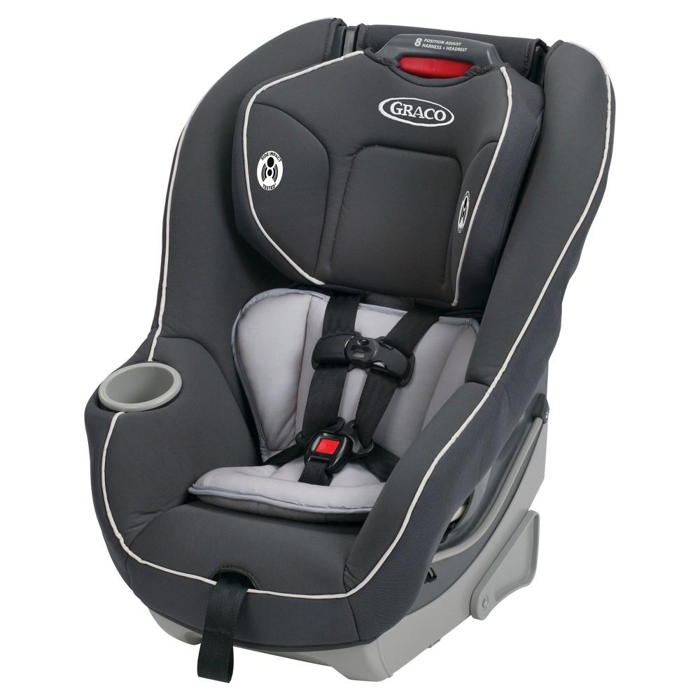 Image of Graco Convertible Car Seat - Glacier