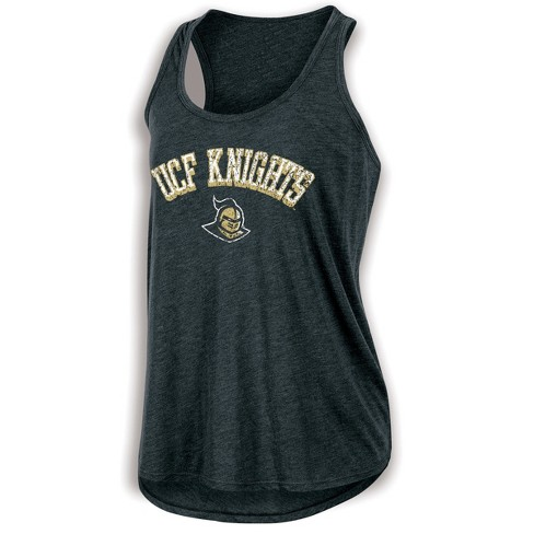 Central Florida Knights Women's Heathered Racerback Tank - image 1 of 2