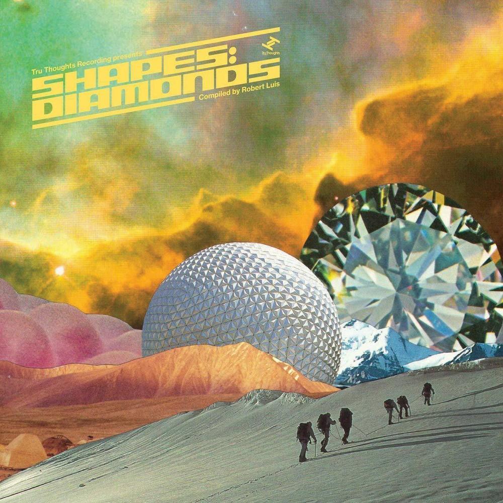 Various Artists Shapes Diamonds Mint Color Vinyl Vinyl