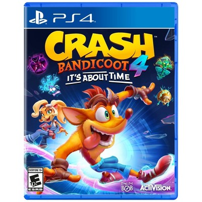 Crash Bandicoot 4: It's About Time - PlayStation 4