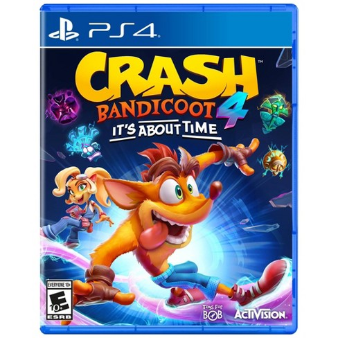 Crash Bandicoot 4: It's About Time - PlayStation 4 - image 1 of 4
