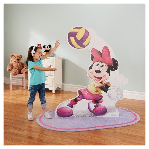Minnie Mouse Volleyball Stand-Up - image 1 of 1