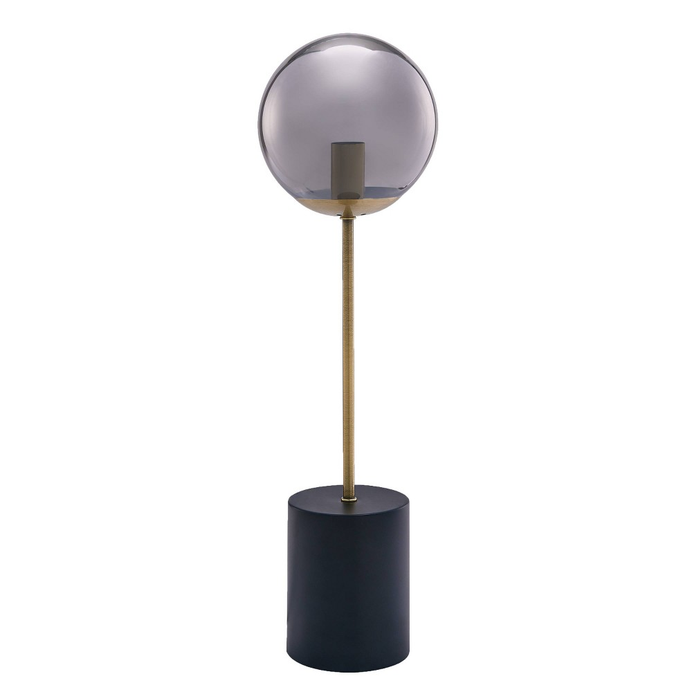 Dealcast Table Led Lamp Black (Includes Energy Efficient Light Bulb) - Aiden Lane