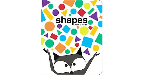 Shapes (Hardcover) (John J. Reiss) - image 1 of 1
