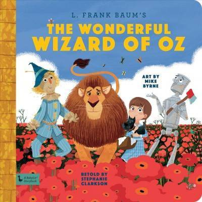 Wonderful Wizard of Oz - BRDBK (Babylit Storybook)(Hardcover)