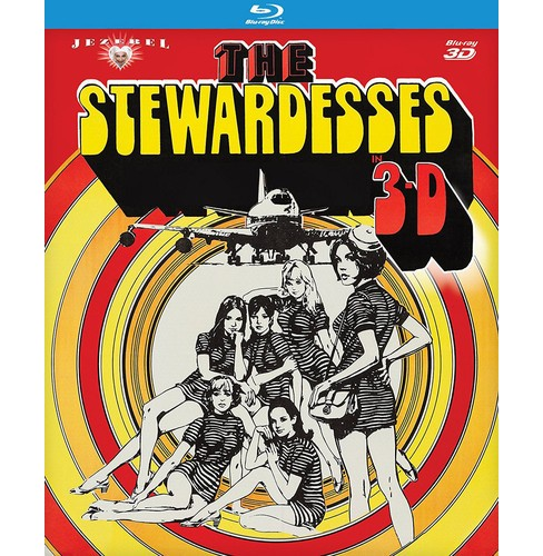 Stewardesses 3d (Blu-ray) - image 1 of 1