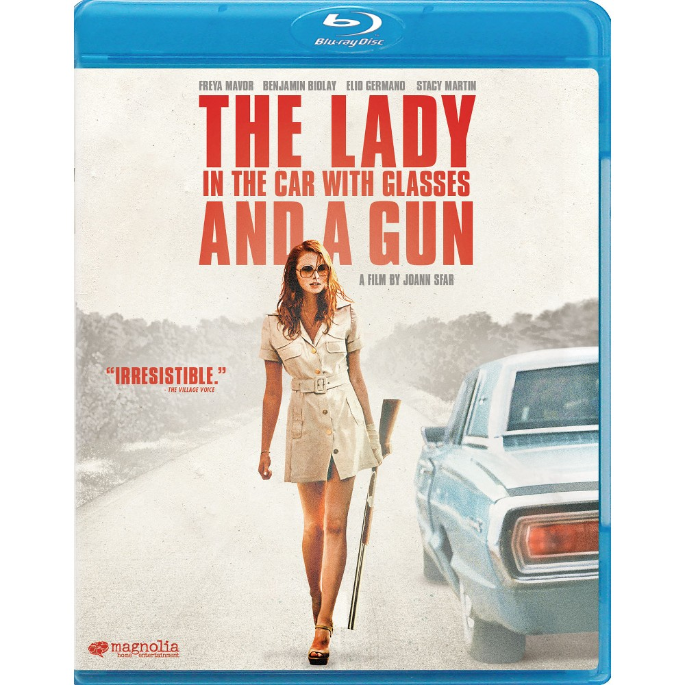 Lady In The Car With Glasses And A Gu (Blu-ray)