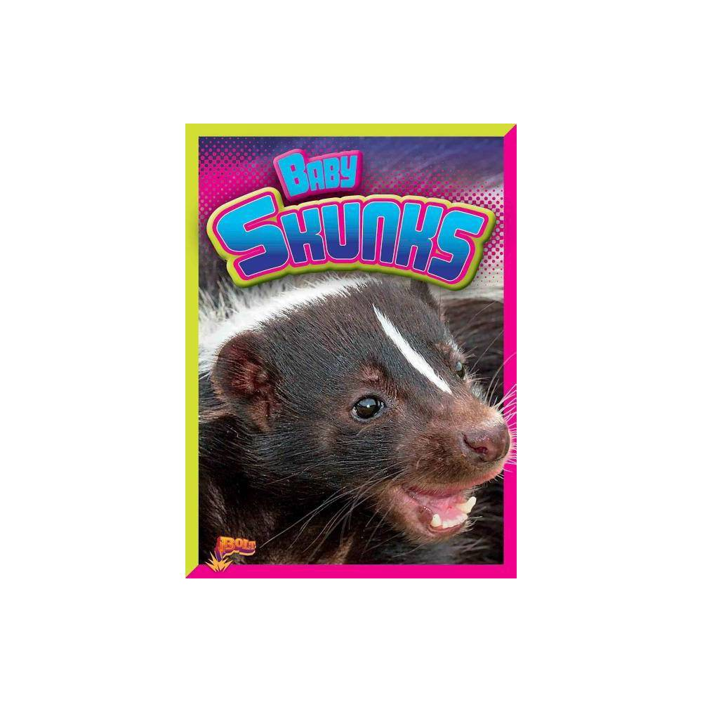 Baby Skunks Adorable Animals By Deanna Caswell Paperback