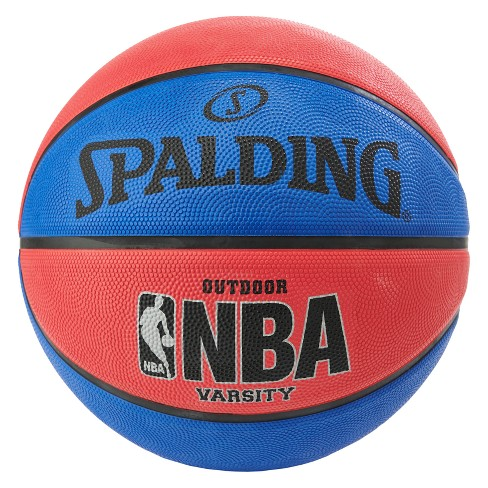 "Spalding Varsity 29.5"" Basketball - Red/Blue - image 1 of 2"