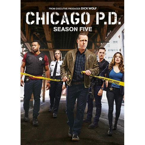 Chicago P.D. Season 5 (DVD) - image 1 of 1