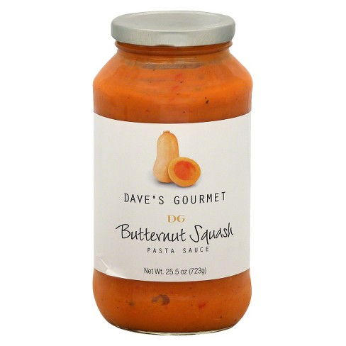 Dave's Gourmet Butternut Squash Pasta Sauce 25.5 oz - image 1 of 1