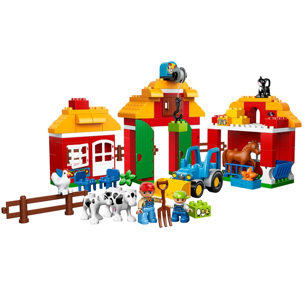Lego Duplo Ville Big Farm 10525