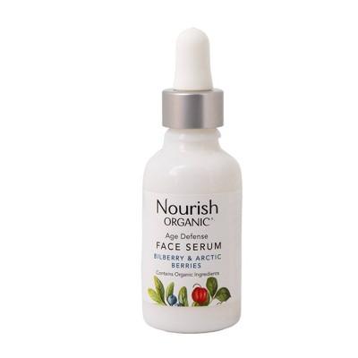 Nourish Organic Age Defense Serum - 1 fl oz