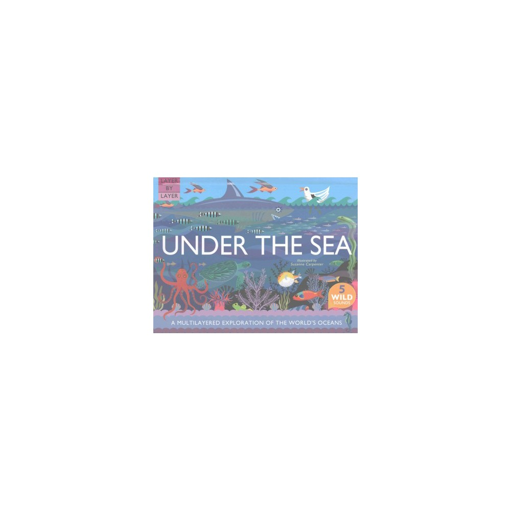 Under the Sea : A Multilayered Exploration of the World's Oceans (Hardcover) (Anne Rooney)