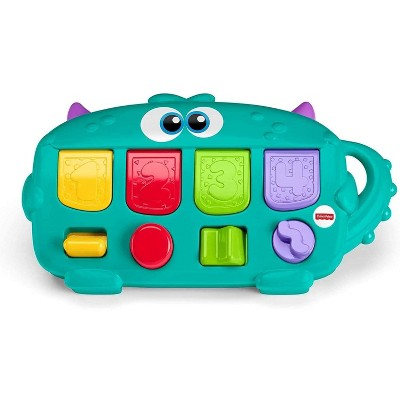 Mattel Fisher-Price Monster Pop-Up Surprise Interactive Child Toy