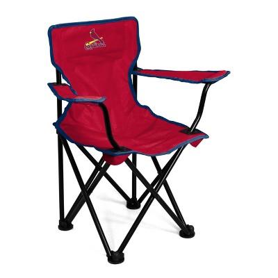 MLB St. Louis Cardinals Logo Brands Toddler Chair