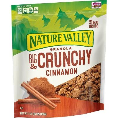 Nature Valley Cinnamon Granola Crunch - 16oz