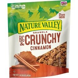 Nature Valley Cinnamon Granola Crunch - 16 oz
