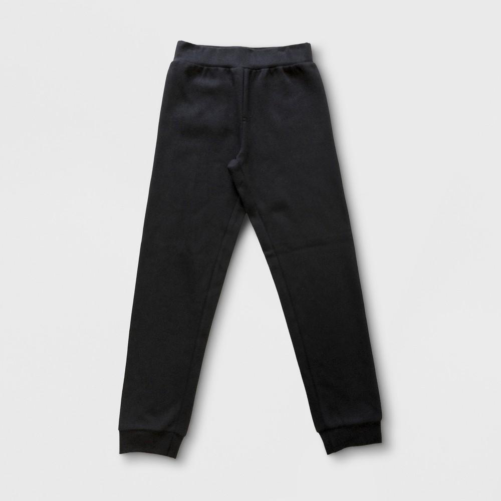 Eddie Bauer Boys' Jogger Pants Black 8