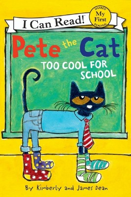 Too Cool for School - by Kimberly Dean (Paperback)