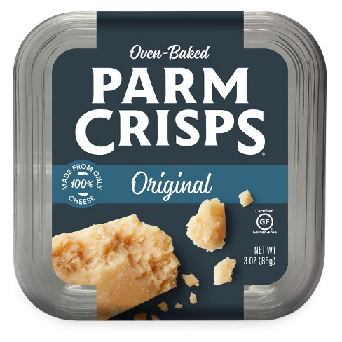 Parm Cheese Crisps Original Tub - 3oz - image 1 of 1