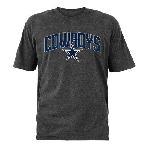 NFL Dallas Cowboys Men s Eclipse Arch Charcoal...   Target 192f34ad6