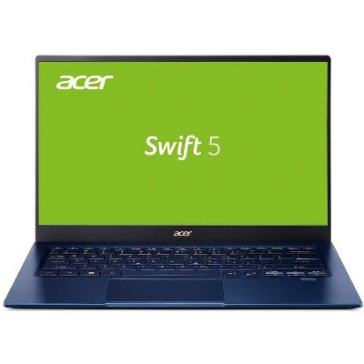 """Acer Swift 5 - 14"""" Laptop Intel Core i7-1065G7 1.3GHz 16GB Ram 1TB SSD Win10Home - Manufacturer Refurbished"""