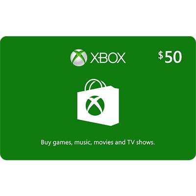 Xbox Gift Card - (Digital)