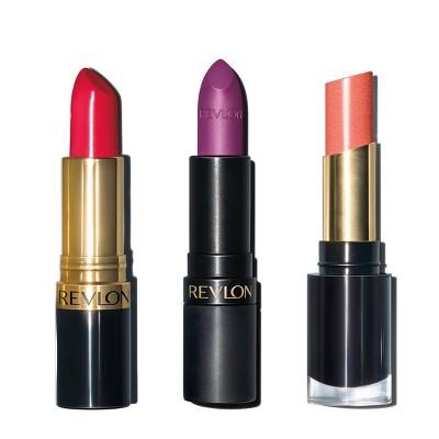 Revlon Super Lustrous Lipstick Collection