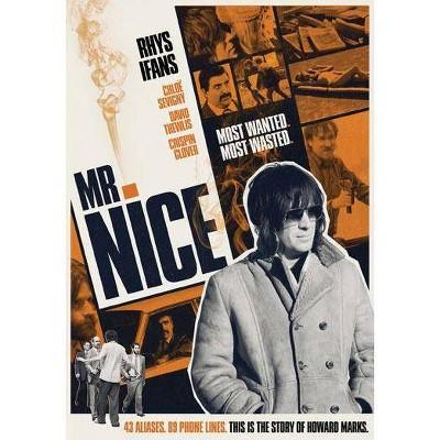 Mr. Nice (DVD)(2011)