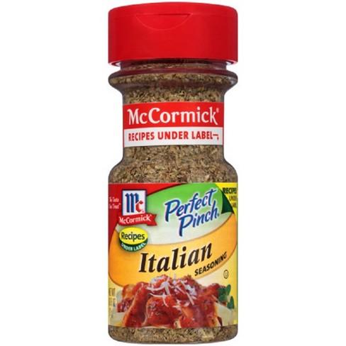 McCormick Perfect Pinch Italian Seasoning -  75oz