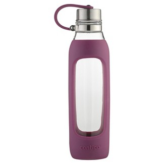 Contigo Purity Glass Hydration Bottle 20oz - Radiant Orchid