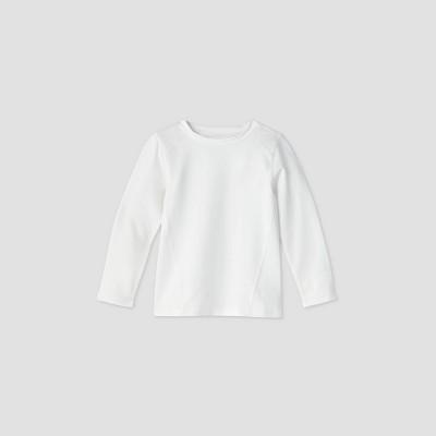 Toddler Boys' Long Sleeve Rash Guard - Cat & Jack™ White