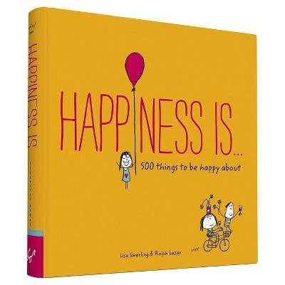 Happiness Is... Self Improvement