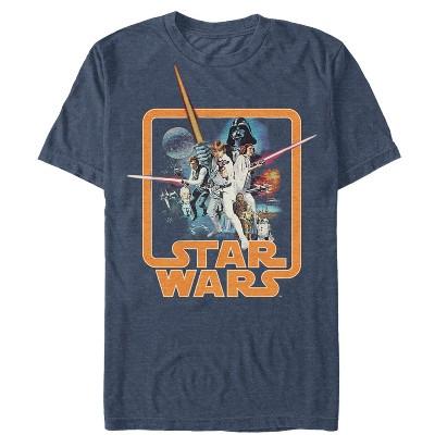 Men's Star Wars Throwback T-Shirt