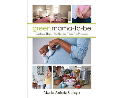 Green Mama-to-be : Creating a Happy, Healthy, and Toxin-Free Pregnancy -  (Paperback) - image 1 of 1