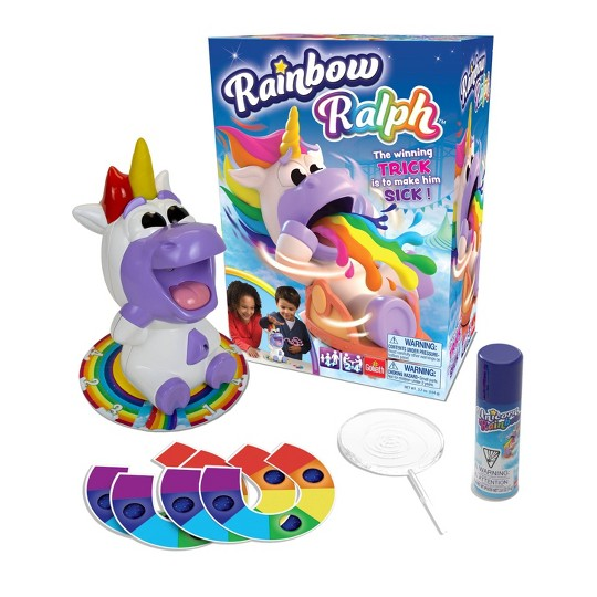 Rainbow Ralph Game, Board Games image number null