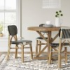 Canton Rattan and Woven Dining Chair - Threshold™ - image 2 of 4