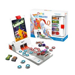 Osmo Hot Wheels MindRacers Kit - (Osmo iPad Base included)