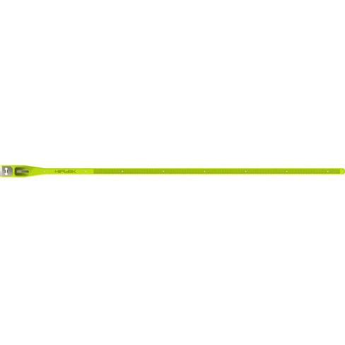 Hiplok Z-Lok Security Tie Lock Twin Pack: Lime - image 1 of 2