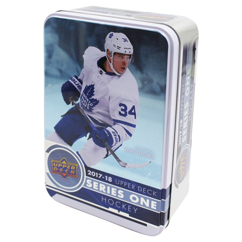 NHL UD Hockey Series 1 Trading Cards Tin - image 1 of 2