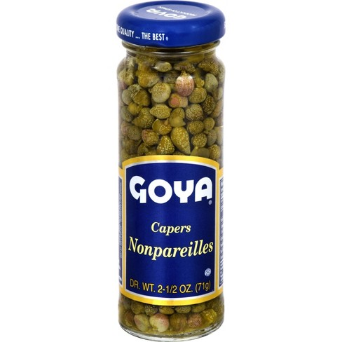 Goya Nonpareils Spanish Capers 2.5oz - image 1 of 3