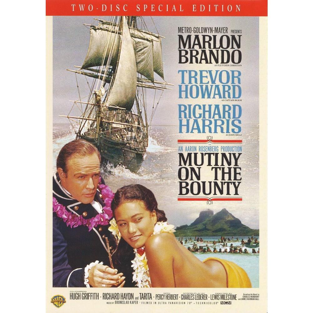 Mutiny on the bounty (1962):Se (Dvd)